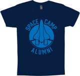 Space Camp Alumni (Blue)