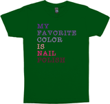 My Favorite Color is Nail Polish