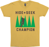 Hide and seek champ
