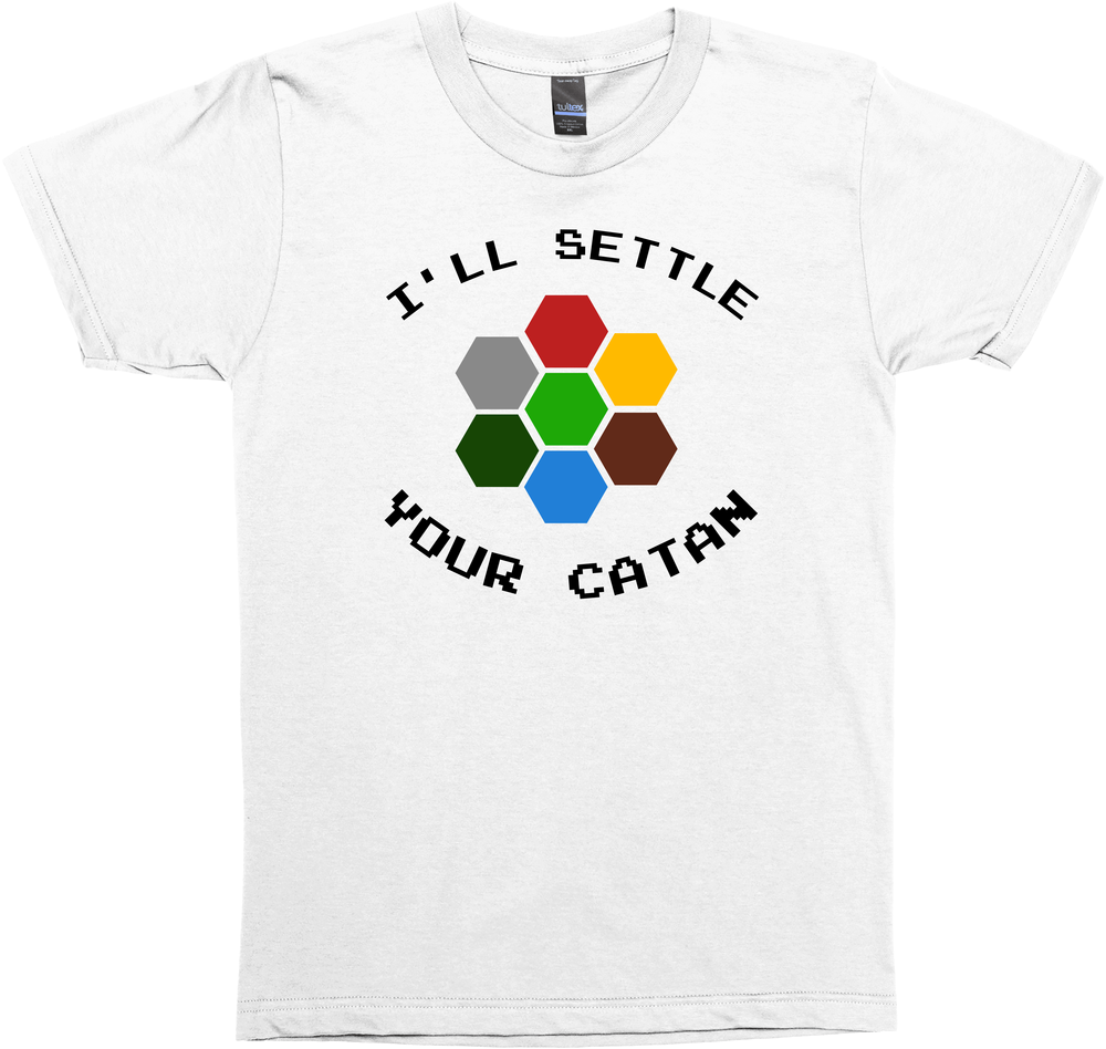 I'll Settle Your Catan