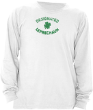 Designated Leprechaun (couples shirt)