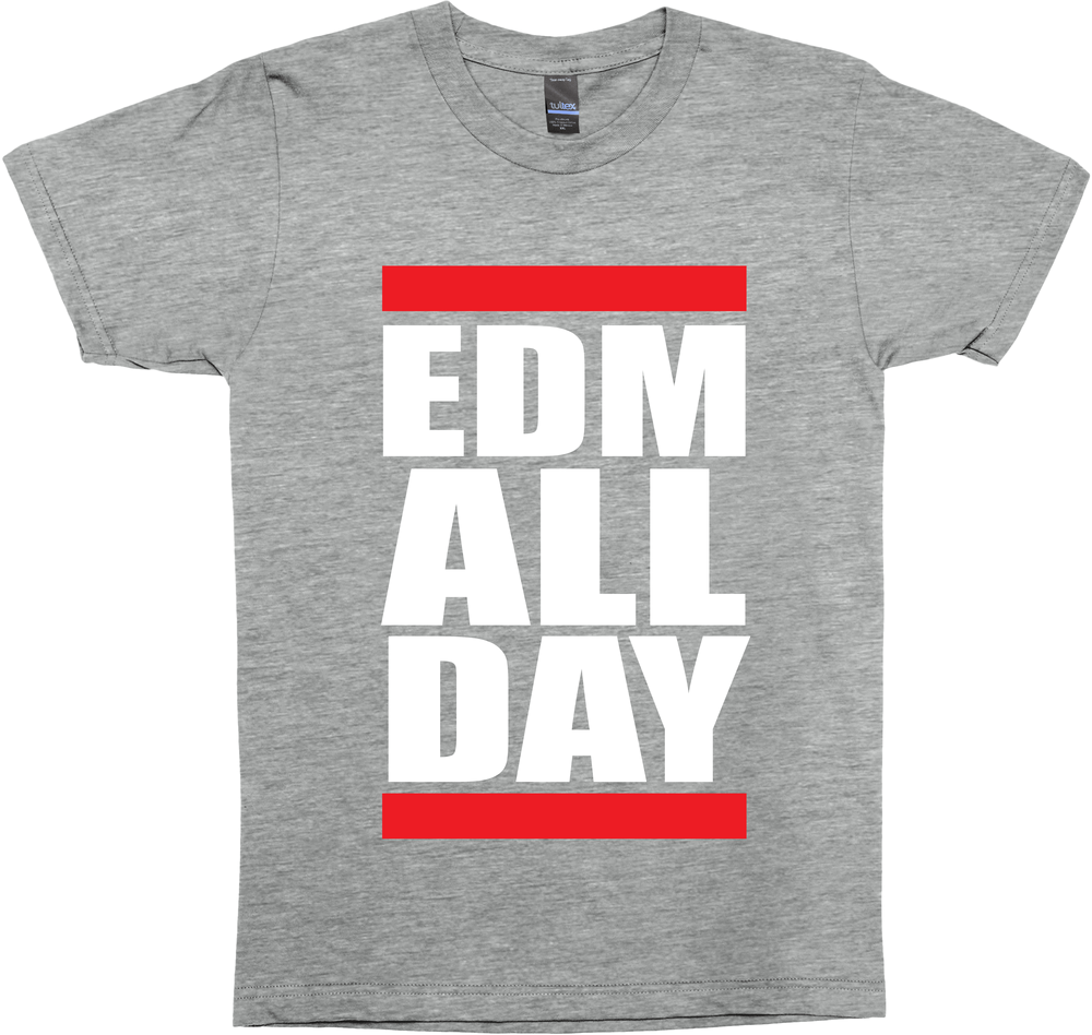 edm all day