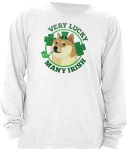 Happy Saint Patrick's Doge (TSHIRT)