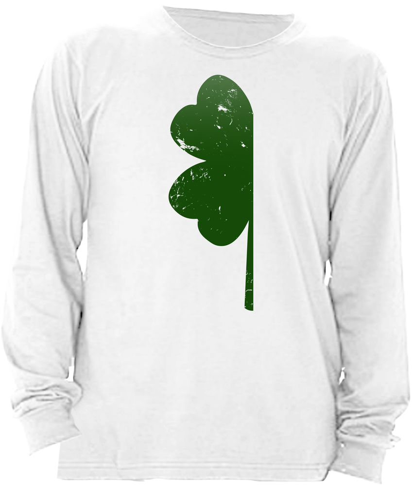 Shamrock Couples Shirt (Left)