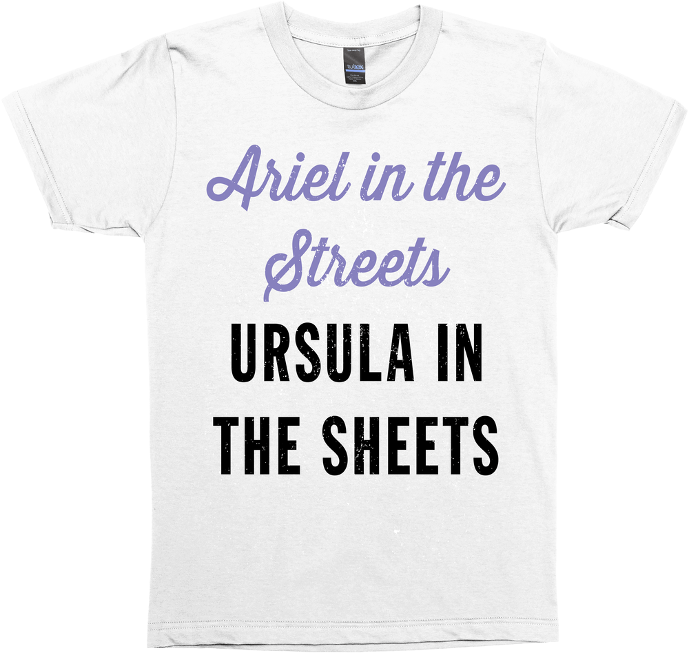 Ursula in The Sheets
