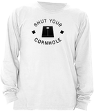 Shut your cornhole