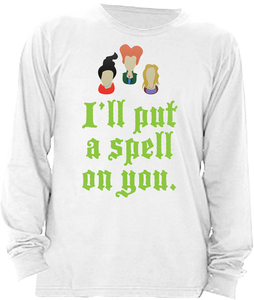 I'Ll Put A Spell On You (Hoodie)
