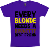 Every Blonde - bff shirts