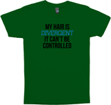 My Hair Is Divergent