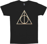 Floral Deathly Hallows