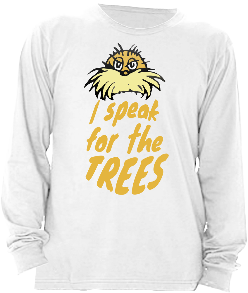 I Speak For The Trees