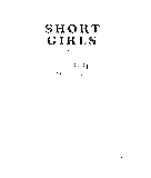 Short Girls Tank Top-JH