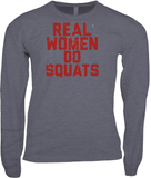 Real Women Do Squats