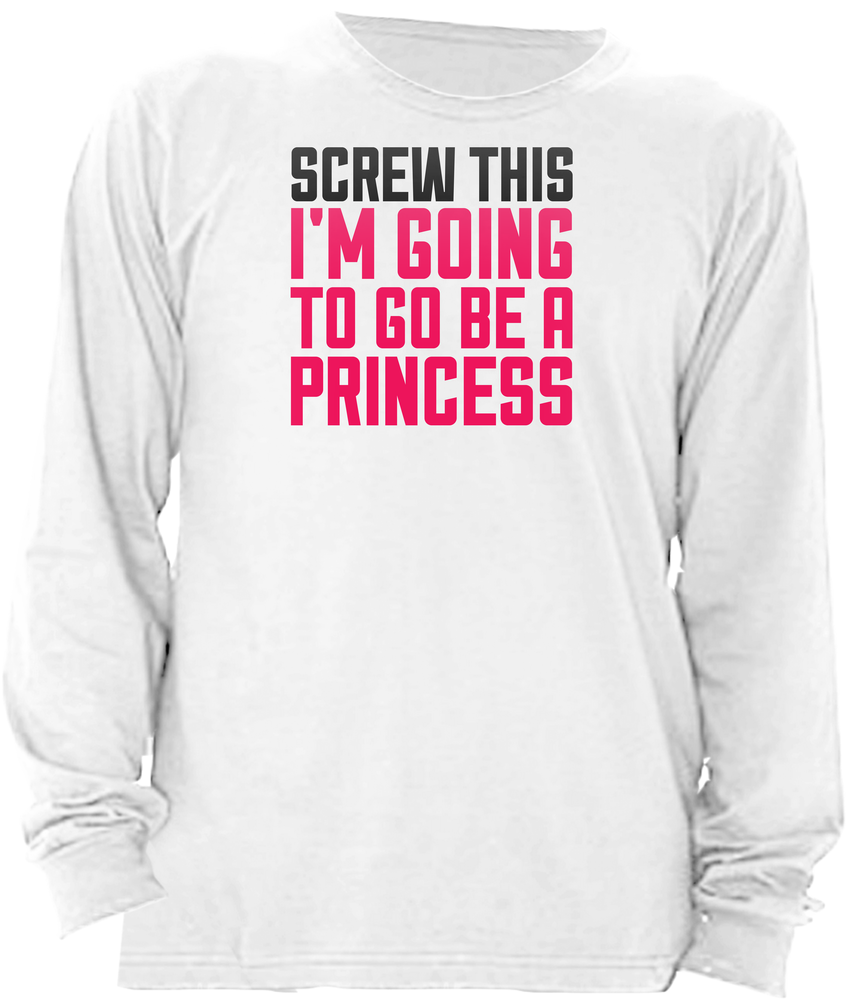 I'm Going To Be A Princess