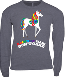 Unicorns Don't Care