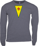 YPG Flag shirt (Light)