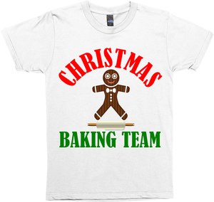CHRISTMAS BAKING TEAM