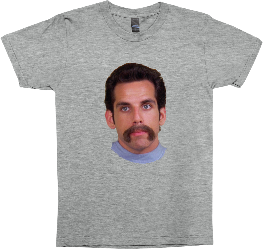 Ben Stiller Happy Gilmore Head