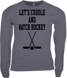 Let's Cuddle and Watch Hockey