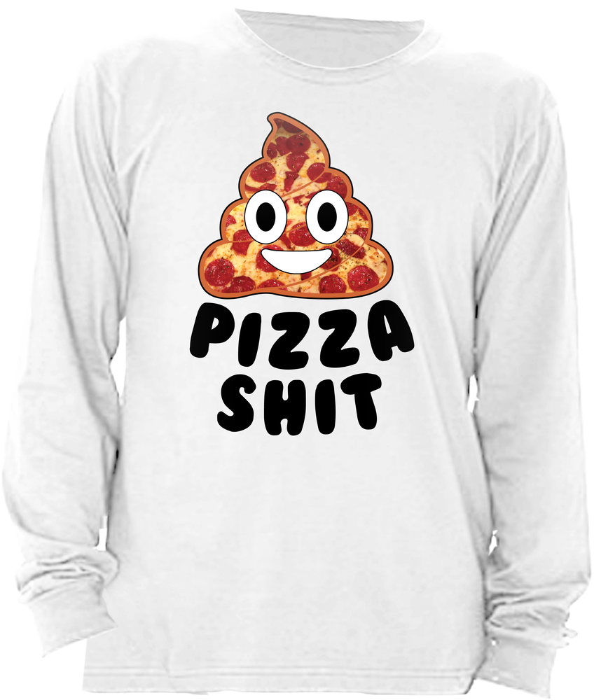 Pizza Shit Emoji