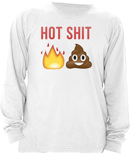 Hot Shit Emoji