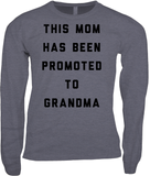 This Mom Has Been Promoted To Grandma