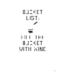 Wine Bucket List