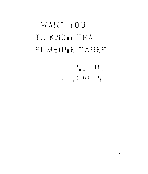 I Want You to Know Someone Cares. Not Me, But Someone.