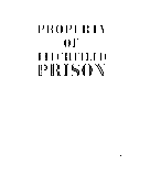 PROPERTY OF LITCHFIELD PRISON