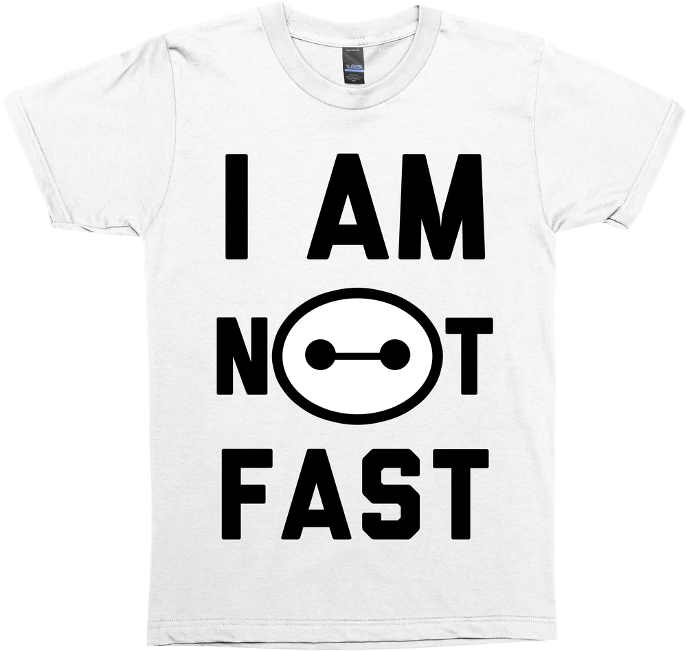 I Am Not Fast