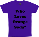 Who Loves Orange Soda?