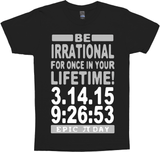 Epic Irrational Pi Day