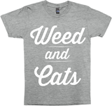 Weed and Cats