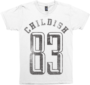 Childish Gambino 83 Sport Shirt