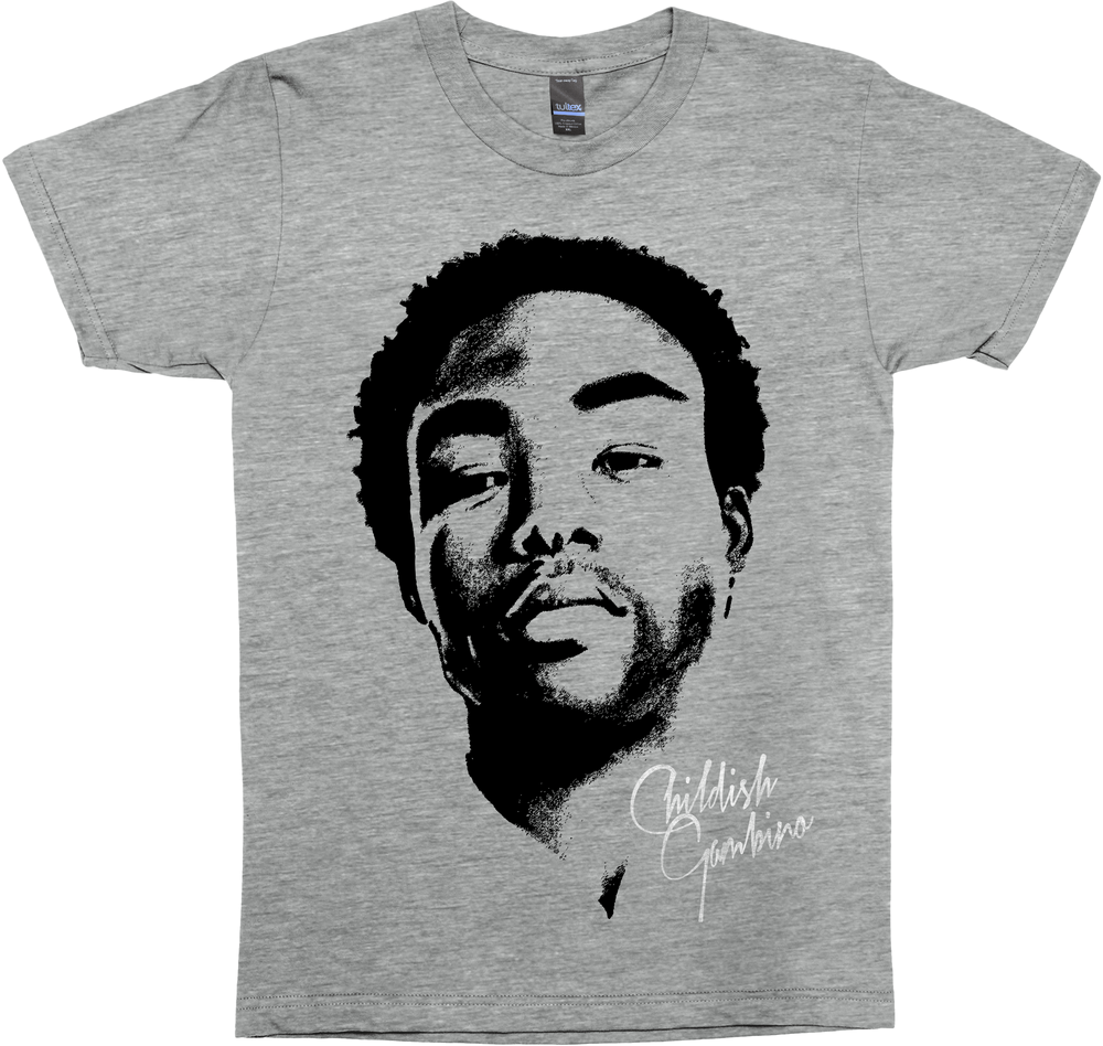 Childish Gambino Black Shirt