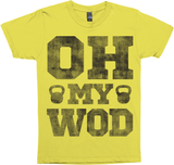 Oh My Wod - Crossfit Shirt