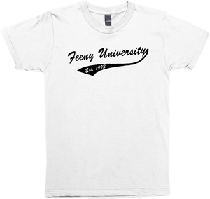 Feeny University Shirt - Boy Meets World