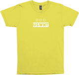 USWNT Hero Tee (White) - Tobin Heath