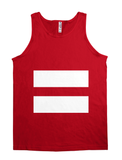 White Gay Pride T-Shirt