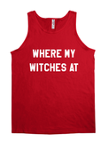 Where My Witches At | Dark Gray