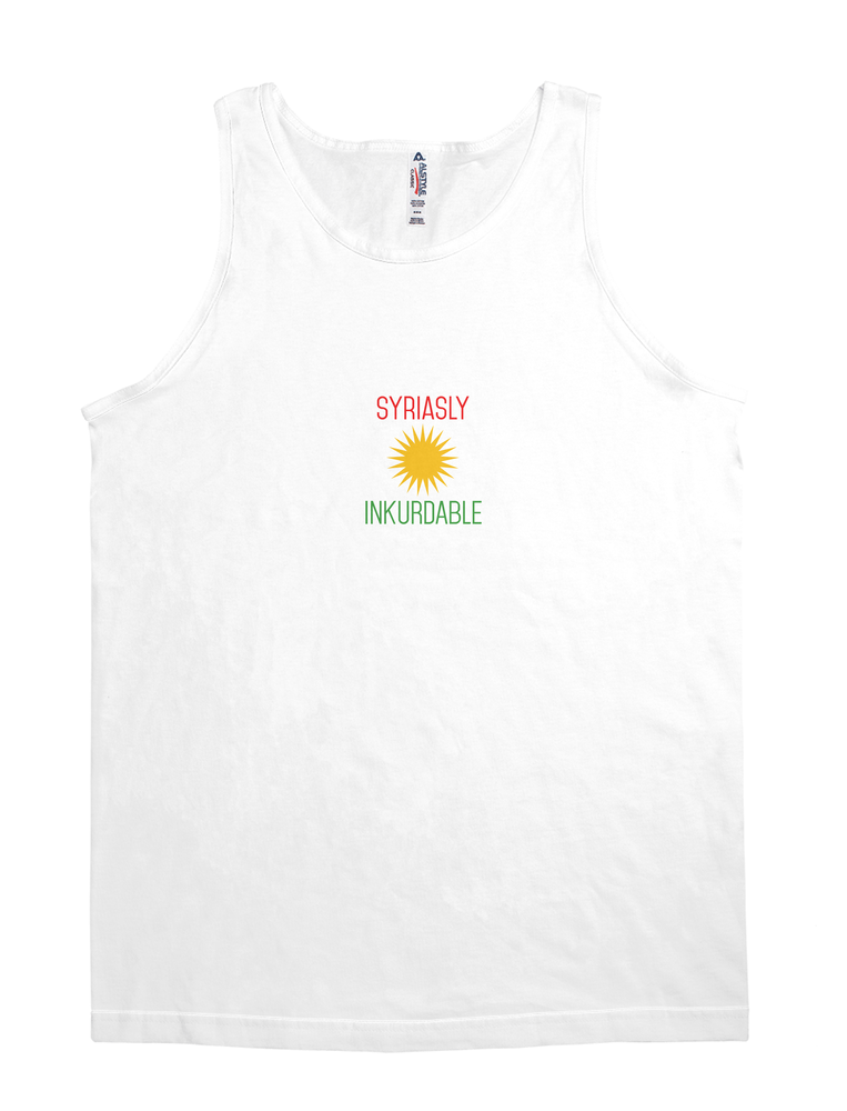 Syriasly Inkurdible Kurdish Sun shirt