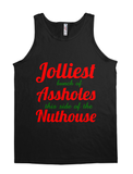 jolliest bunch of assholes this side of the nuthouse hoodie