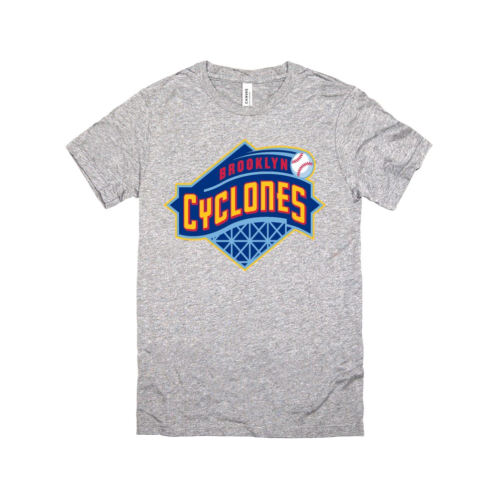 Brooklyn Cyclones baseball logos