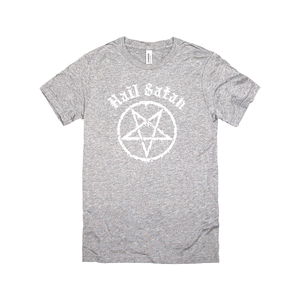 Hail Satan - Satanic church Pentagram LaVey goth unholy