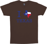 I Love Texas Tank Top
