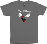 Funny Malt Whiskey Cartoon Hands