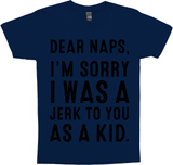 Dear Naps, I'm Sorry I Was A Jerk To You As A Kid