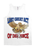 Last Great Act of Defiance TShirt