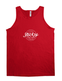 Stocksy United (White Logo)