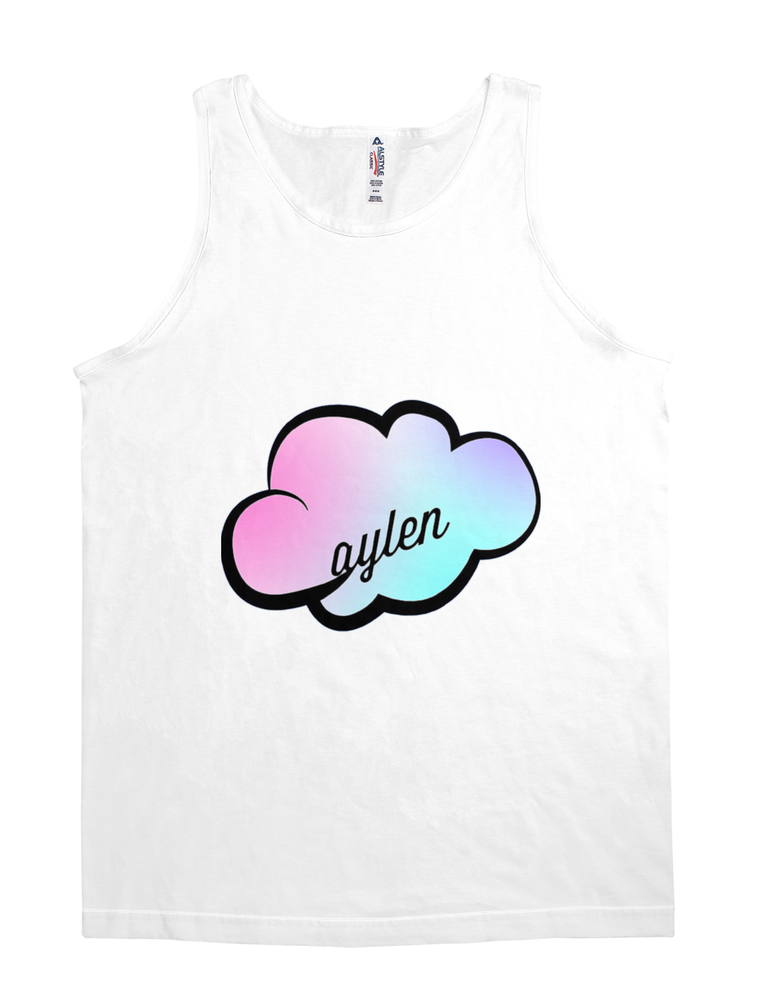 Caylen Cloud Pastel Pattern